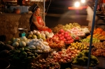 Night market Luang Prabang Laos