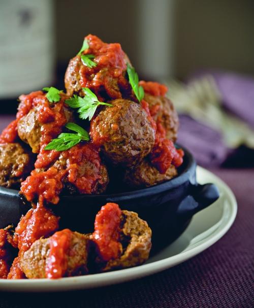 Baharat Meatballs