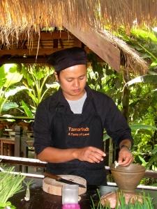 Joy Ngeuamboupha Tamarind Restaurant Laos