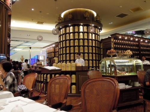 TWG_tea_salon_ION-Shopping_mall_Singapore